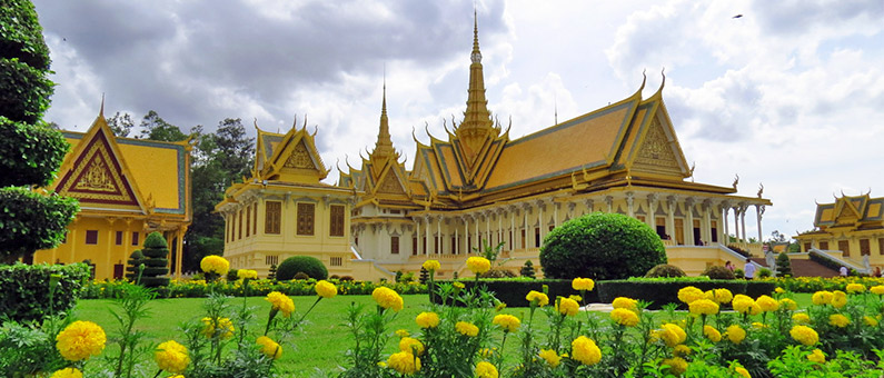 Phnom Penh's Royal Palace