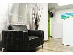 Advanced Smiles Dentistry Reception Area