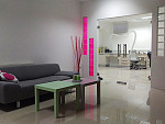 Lab Waiting Area