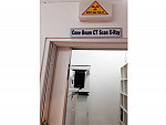 cone beam ct-scan x-ray room