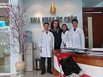 Australian Dental Clinic Doctors and Patient