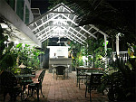 Garden/Waiting Area